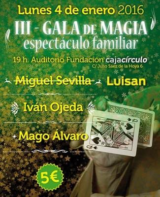 III Gala de Magía de Amycos